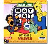 Sesame Street: Let's Make A Word PC