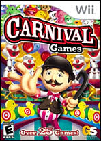 Carnival Games for Wii last updated Feb 15, 2010