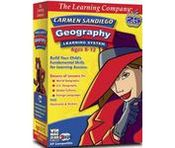 Carmen Sandiego Geography PC