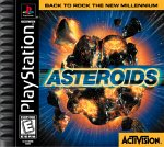 Asteroids for PlayStation last updated Jun 27, 2003