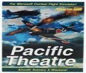 Pacific Theatre Add On for Combat Flight Simulator PC