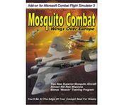 Mosquito Combat Add On for Microsoft Flight Si PC