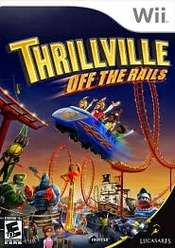 Thrillville: Off the Rails for Wii last updated Jun 22, 2008