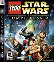 Lego Star Wars: The Complete Saga for PlayStation 3 last updated Nov 13, 2012