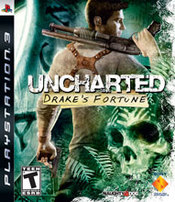 Uncharted: Drake's Fortune for PlayStation 3 last updated Jan 10, 2009