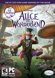 Alice In Wonderland for PC last updated Mar 13, 2012