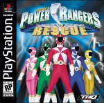 Power Rangers: Lightspeed Rescue PSX