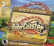 RollerCoaster Tycoon Gold Edition PC