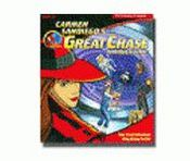 Carmen Sandiego Great Chase Through Time PC