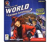 Where in the World is Carmen SanDiego PC