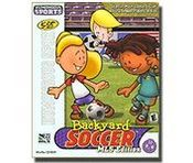 Backyard Soccer MLS Edition PC
