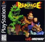 Rampage: World Tour PSX