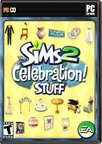 The Sims 2: Celebration Stuff PC