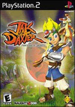 Jak & Daxter: The Precursor Legacy PS2