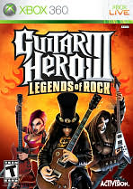 Guitar Hero III: Legends of Rock for Xbox 360 last updated Dec 11, 2014