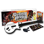 Guitar Hero III: Legends of Rock for Wii last updated Apr 20, 2009