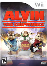 Alvin & the Chipmunks Wii