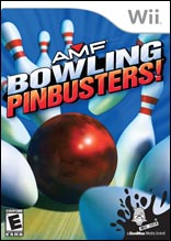 AMF Bowling Pinbusters for Wii last updated Sep 03, 2007