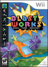 Blast Works: Build, Fuse & Destroy Wii