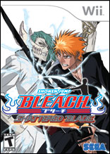 Bleach: Shattered Blade for Wii last updated Mar 25, 2008