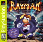 Rayman for PlayStation last updated Apr 13, 2008
