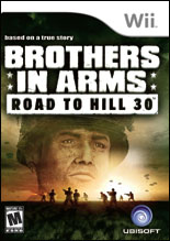 Brothers in Arms: Road to Hill 30 Wii