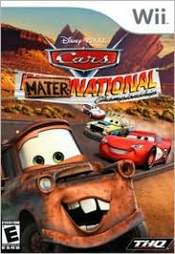 Cars: Mater-National Wii