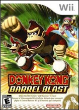 Donkey Kong Barrel Blast for Wii last updated Jun 16, 2008