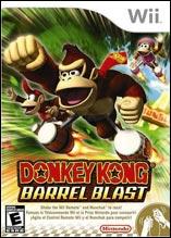 Donkey Kong Barrel Blast for Wii last updated Jun 16, 2008