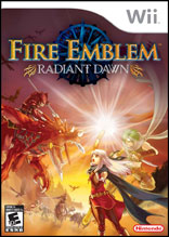 Fire Emblem: Radiant Dawn Wii