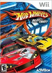 Hot Wheels: Beat That Wii