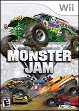 Monster Jam for Wii last updated Apr 30, 2009