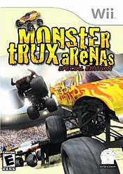 Monster Trux Arena for Wii last updated Feb 04, 2008