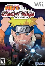 Naruto: Clash of the Ninja Revolution for Wii last updated Aug 04, 2010