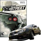 Need for Speed: ProStreet for Wii last updated Aug 19, 2012