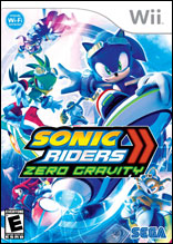 Sonic Riders: Zero Gravity for Wii last updated Sep 10, 2010