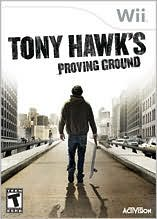 Tony Hawk's Proving Ground for Wii last updated Apr 10, 2010