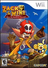 Zack & Wiki: Quest for Barbaros' Treasure Wii