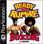 Ready 2 Rumble Boxing PSX
