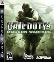 Call of Duty 4: Modern Warfare for PlayStation 3 last updated Jun 16, 2012