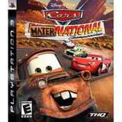 Cars: Mater-National PS3