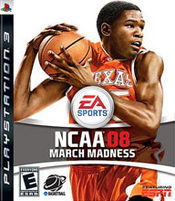 NCAA March Madness 08 PS3
