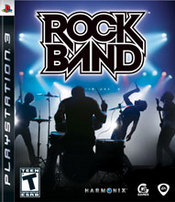 Rock Band for PlayStation 3 last updated Apr 20, 2009
