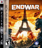 Tom Clancy's EndWar for PlayStation 3 last updated Dec 18, 2009
