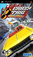 Crazy Taxi: Fare Wars PSP