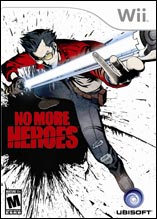No More Heroes for Wii last updated Feb 09, 2008