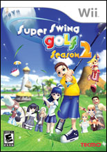 Super Swing Golf: Season 2 Wii
