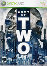 Army of Two for Xbox 360 last updated Aug 13, 2012
