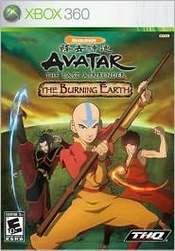 Avatar: The Burning Earth Xbox 360