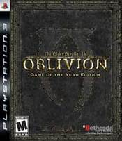 The Elder Scrolls IV: Oblivion: Game of the Year Edition PS3
